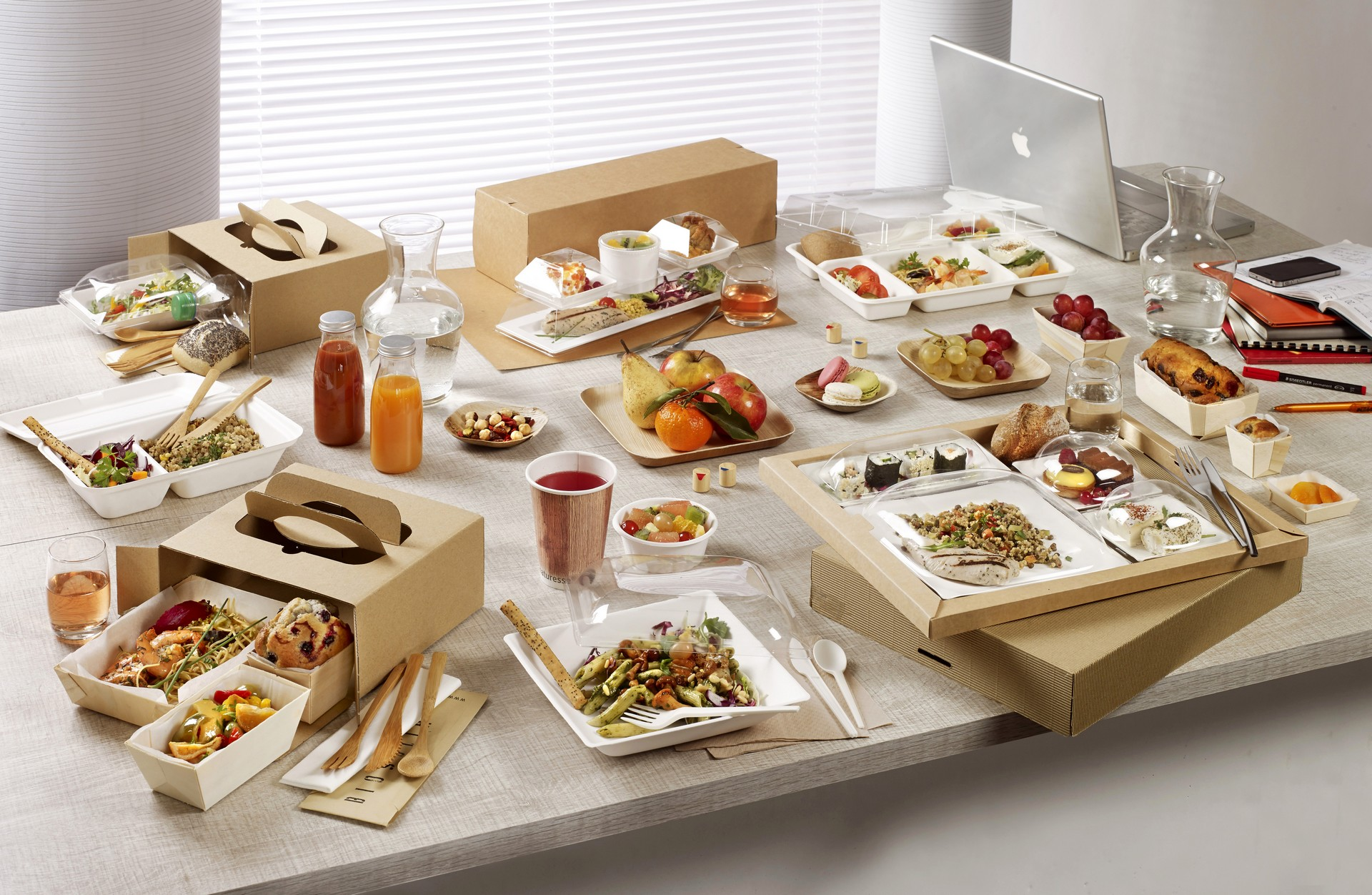 Solutions packaging alimentaires